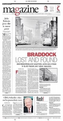 Pittsburgh Post-Gazette from Pittsburgh, Pennsylvania on December 2, 2004 · Page 27